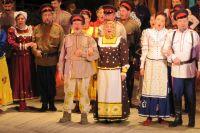 Михаил Сыров в любимом образе - деда Захара.