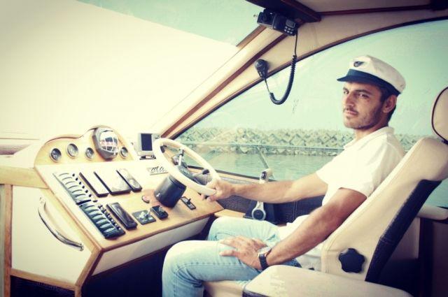 Али Алиев занимается проектированием и строительством яхт