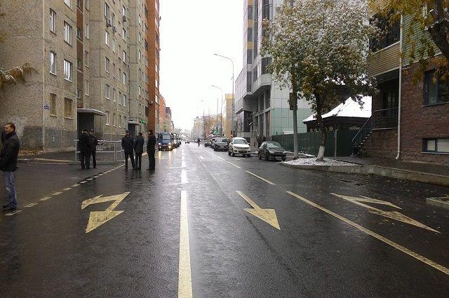 ВТюмени торжественно открыли после ремонта улицы Свердлова иКомсомольскую