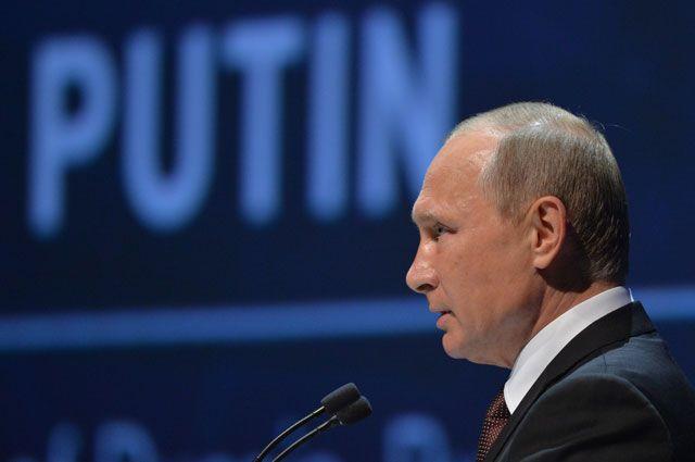 Президент Российской Федерации встретился спремьер-министром Индии вГоа