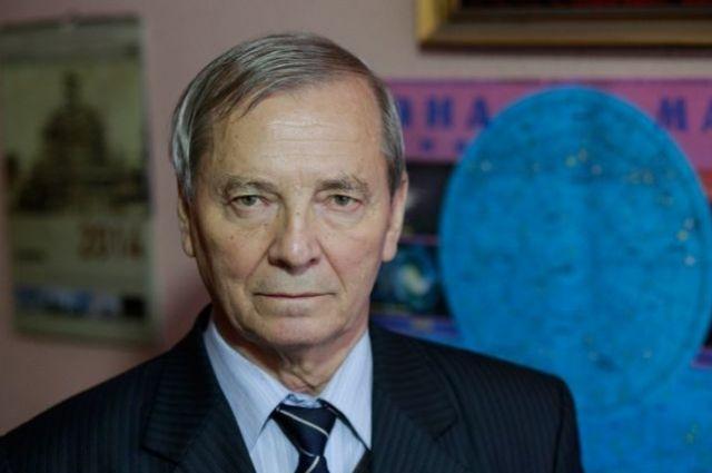 Скончался украинский астроном Чурюмов— первооткрыватель кометы Чурюмова-Герасименко