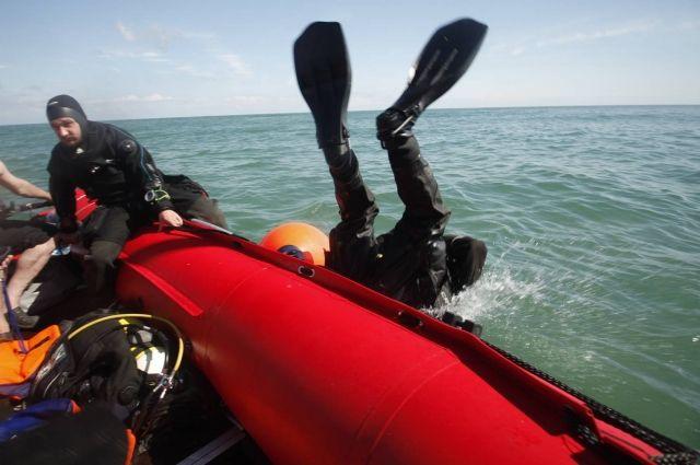 Надне Каспийского моря найдены останки кораблей флотилии Петра I
