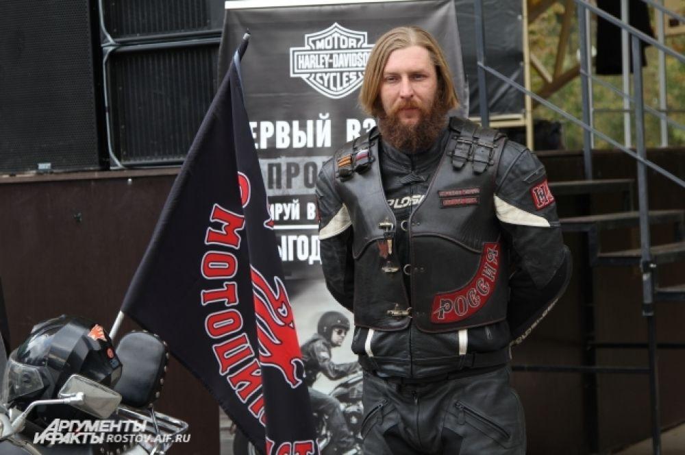 Донские мотолюбители принимали в нынешнем году участие во Всероссийских социальных акциях «Шлем всему голова», «Дистанция», «День памяти жертв ДТП».