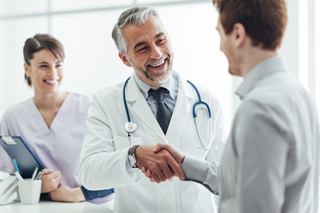 картинки врач и пациент