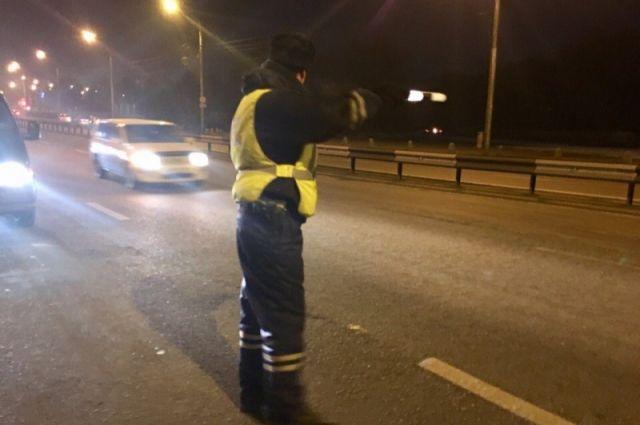 Неменее 60 нетрезвых водителей словили полицейские вКрасноярске ввыходные