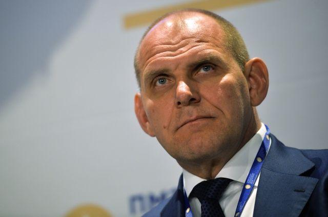 Александр Карелин может стать новым главой Олимпийского комитета России