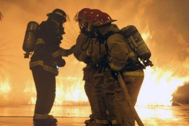 ВСамарской области женщина живьем сгорела в своем доме