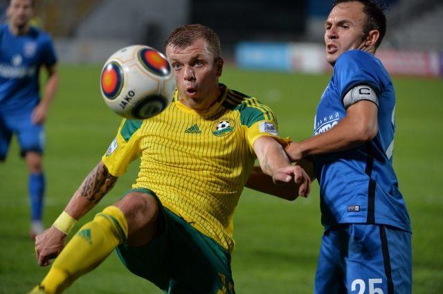 «Балтика» завоевала одно очко в матче с «Кубанью »из Краснодара.