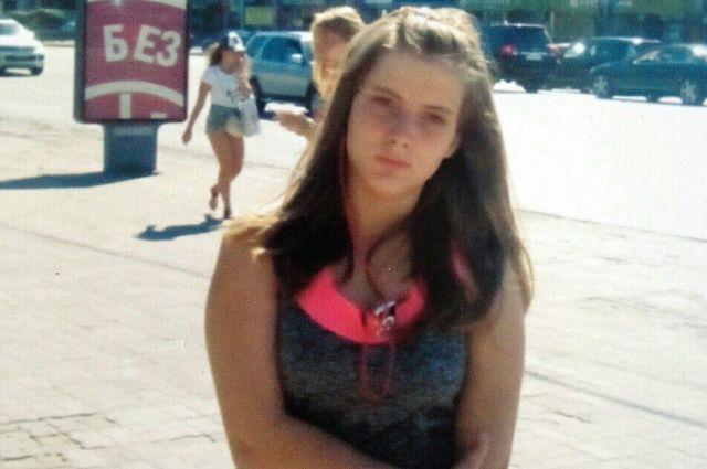 14-летняя школьница пропала вБратске
