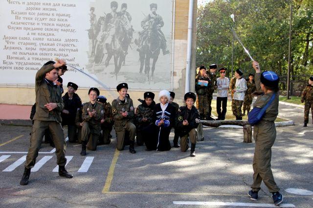 Игорь Кочубеев уверен, что казачьи классы нужно создавать не «для галочки».