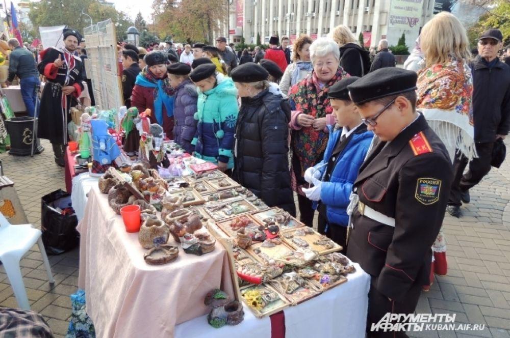 Такие поделки – тоже часть казачьей культуры.