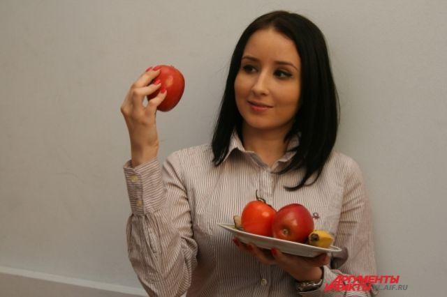 В рационе жителей Красноярского края не хватает овощей и фруктов.
