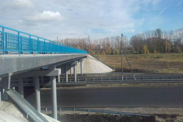 ВУльяновске наразвязке уБелого Ключа отремонтировали путепровод