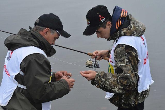 Рыбная ловля небудет включена волимпийскую программу