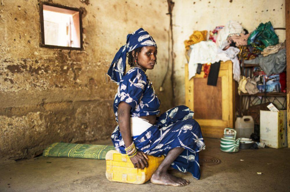 Центральная Африканская Республика. ВВП на душу населения — $628