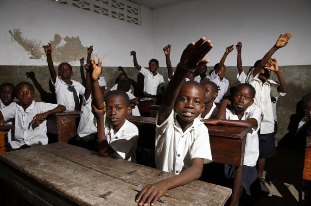 Демократическая Республика Конго. ВВП на душу населения — $767