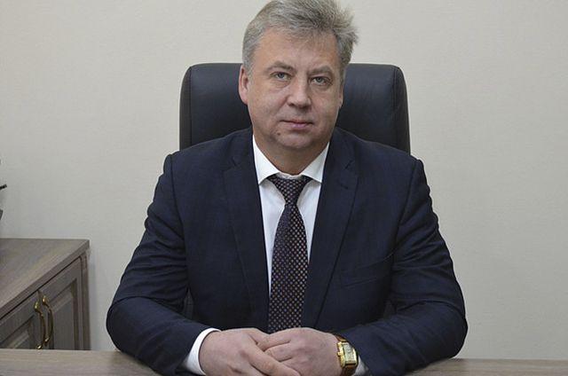 Основным доктором детской областной клиники назначен Алексей Рябов