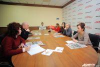 В пресс-центре «АиФ-Адыгея» обсудили проблемы медосмотра на селе.