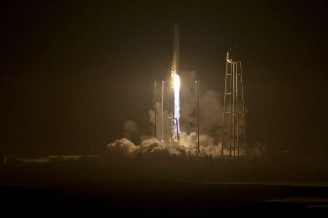 Старт Antares кМКС откладывается насутки