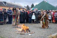 В культуре шорцев самыми почитаемыми являются духи предков.