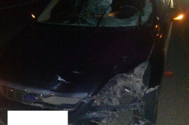 Гражданин Ставрополя наиномарке насмерть сбил пешехода