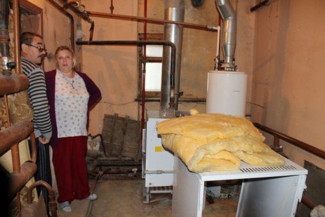 Вобщежитие для слепых вРязани дали тепло