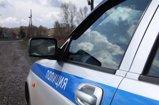 НаГаккелевской улице нетрезвый шофёр протаранил полицейский автомобиль