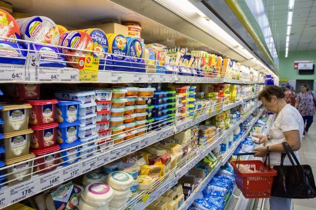 Продукты вселах оказались дороже, чем в российской столице