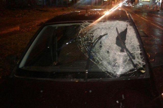 ВПятигорске неопытный шофёр сбил 35-летнюю женщину