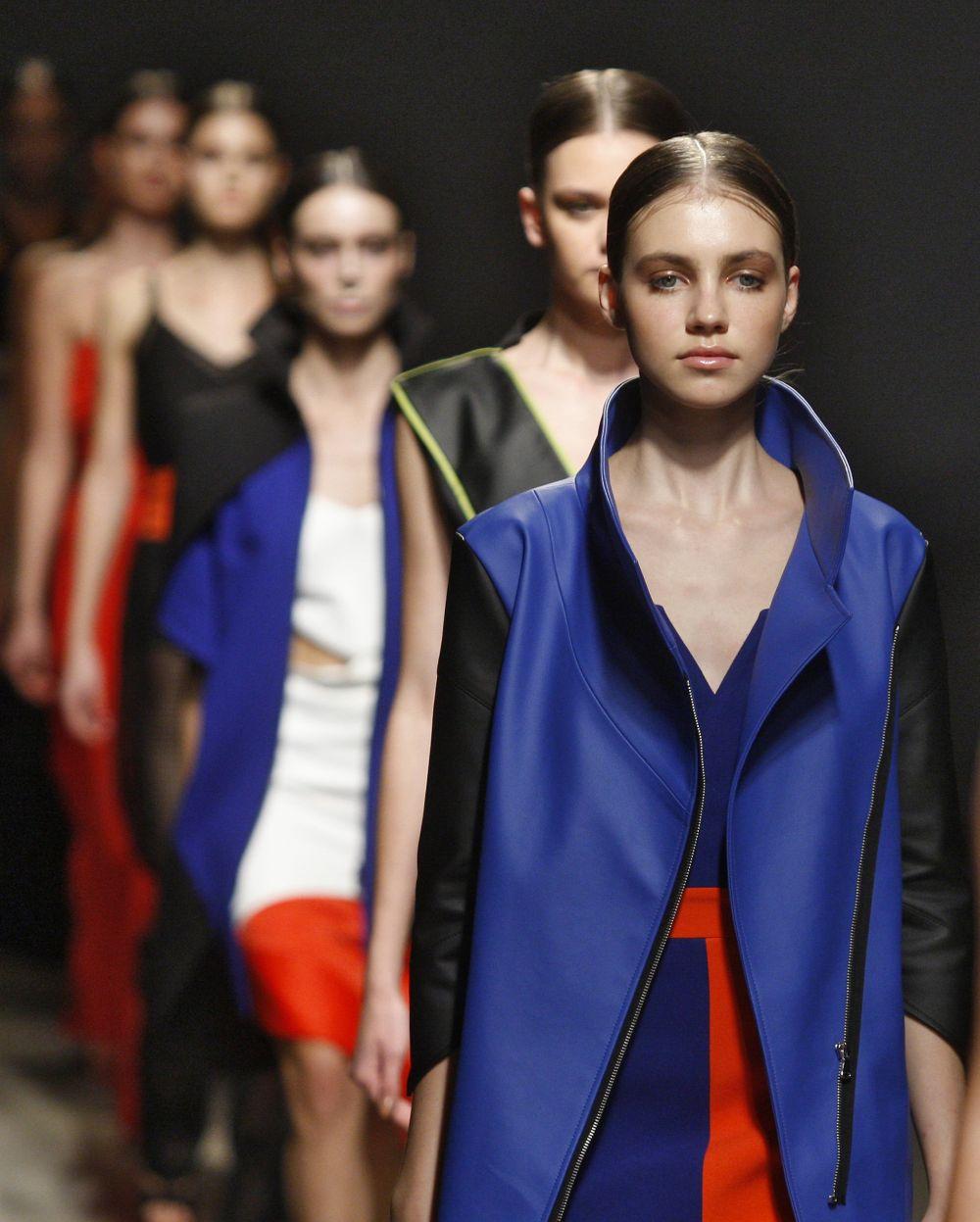В целом на Украинской Неделе Моды было много ярких образов и смелых креативных решений