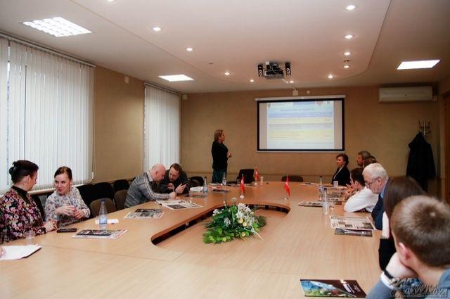Круглый стол в рамках всероссийского проекта «Здоровая страна»