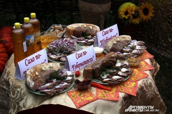 Гости Покровской ярмарки могли попробовать угощения из самых разных уголков Тамбовской области