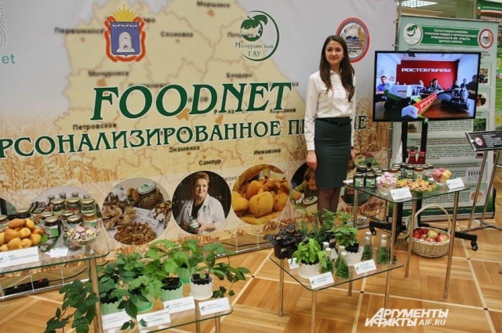 FoodNet – это рынок конечных продуктов питания и производства исходного сырья.