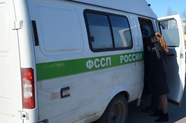 За50-миллионную задолженность урязанца арестовали дом иземлю вСолотче