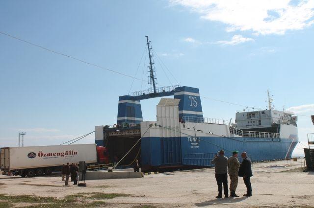ВНиколаеве порт Октябрьск переименовали вОльвию