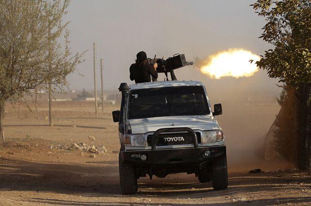 В Алеппо и других регионах Сирии идут ожесточённые бои.