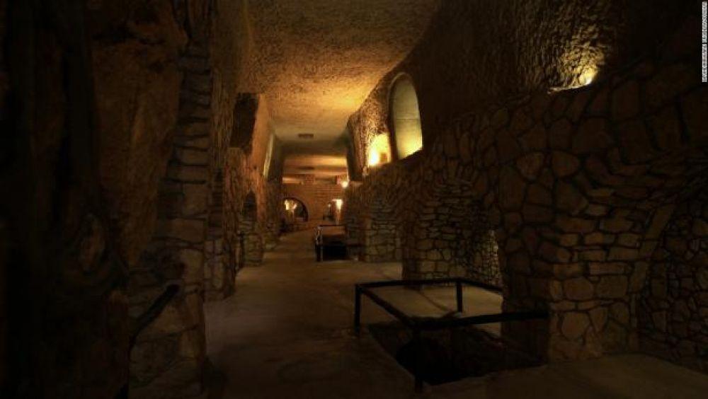 Эта подземная достопримечательность в Иране получила статус подземного города с названием Кариз. Интересно, насколько велик этот город