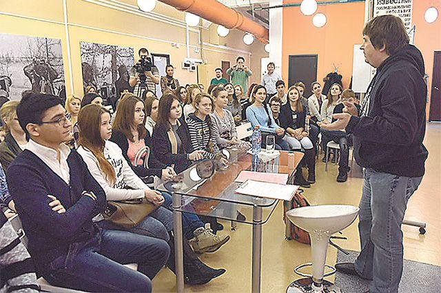 «Северяне - думающие, активные, неравнодушные», - считает И. Попов.