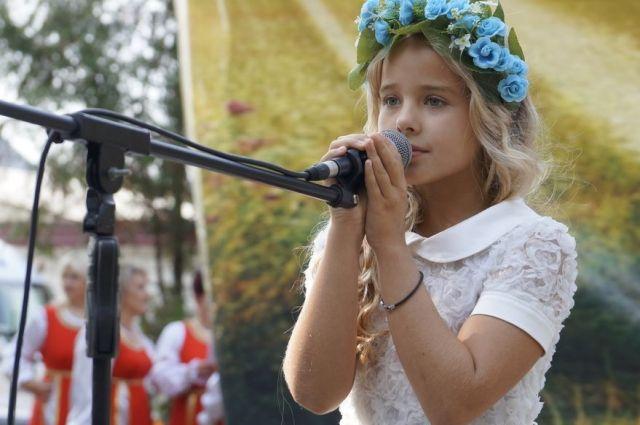 Татьяна Мельниченко известна в Стародубе своим вокальным талантом.