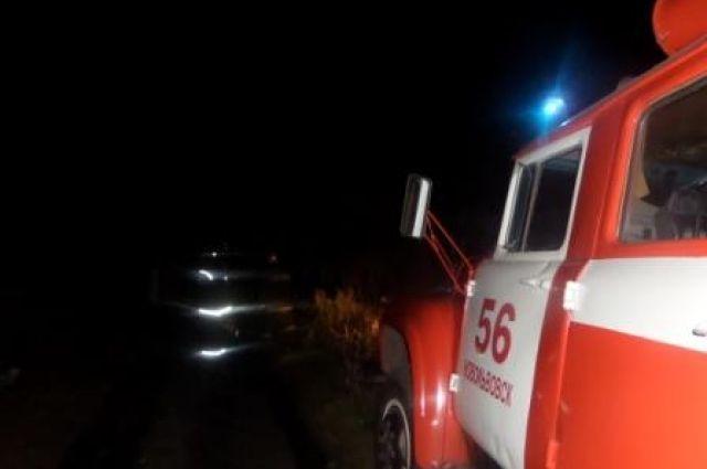 ВТокаревском районе впроцессе пожара сгорел двухлетний ребенок