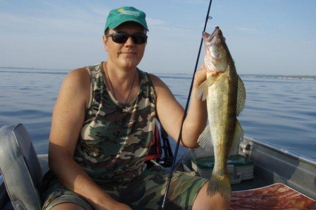 ловля судака на жижицком озере