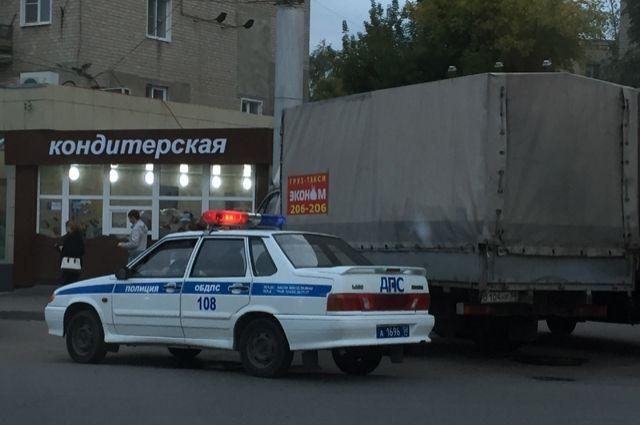 Сотрудники патрульной службы поймали угонщика