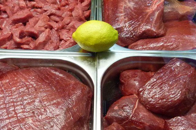 Роспотребнадзор выявил нарушения врозничных точках продажи мяса наСтаврополье