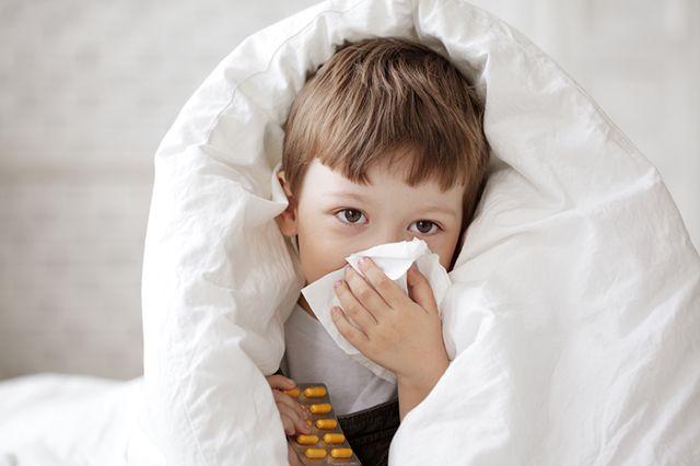 ВПензенской области заболеваемость ОРВИ снизилась на11,4%