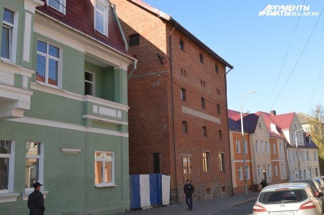 В бывшем здании гестапо в Гвардейске откроют кафе «Семнадцать мгновений».