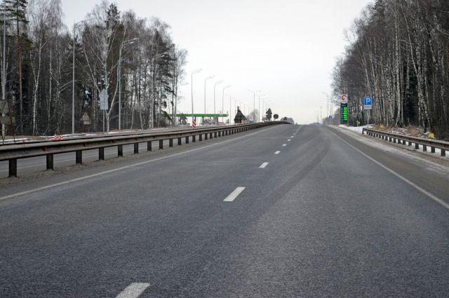 1-ый этап реконструкции дороги М7 врайоне Лакинска обещают закончить кконцу осени
