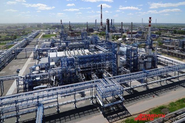 Модернизация завода - это улучшение экологии.
