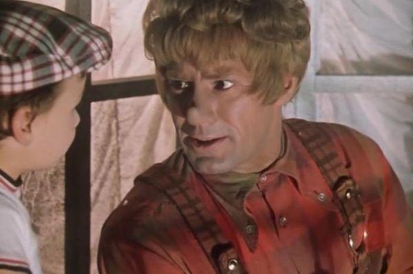 В телевизионном фильме «Малыш и Карлсон, который живет на крыше», 1971 год.