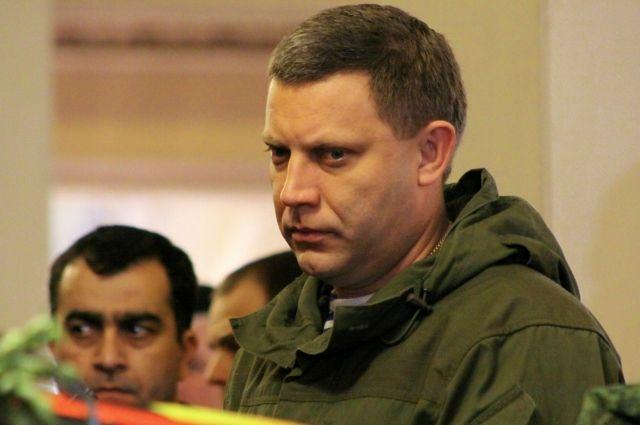 Похороны Моторолы: главарь ДНР выступил сгромкой клятвой