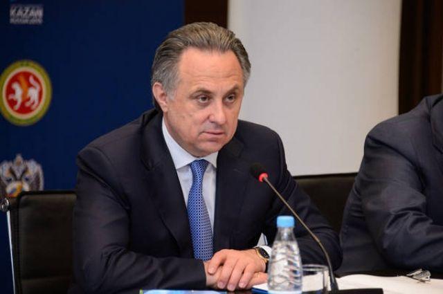 Владимир Путин подписал указ оназначении Мутко вице-премьером
